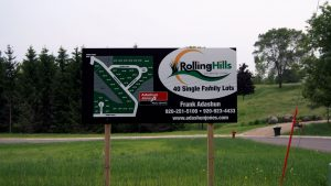 Rolling Hills Subdivision, City of Ripon.