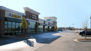 Westwind Retail Center, Town of Fond du Lac.