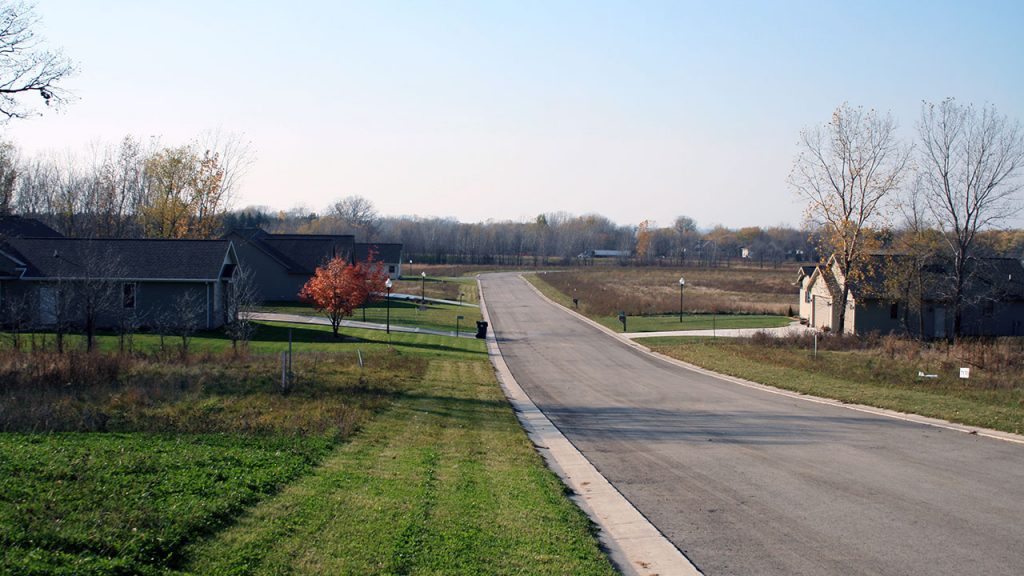 Windward Estates, City of Fond du Lac, Town of Taycheedah.